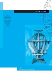 Jahresbericht 2009 - Staatsarchiv - Kanton Zürich