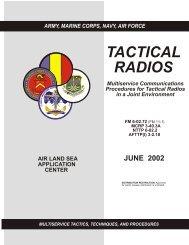 10-33: Radio Operator Handbook - GlobalSecurity org