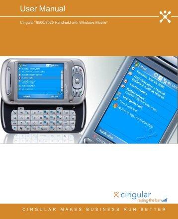 cingular 8525 manual rh cingular 8525 manual mollysmenu us 8525 Phone HTC 8525 Update