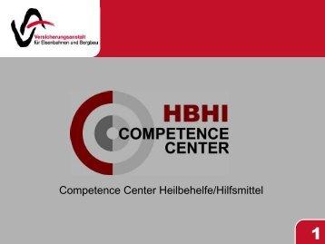 Betreiber des CC HBHI