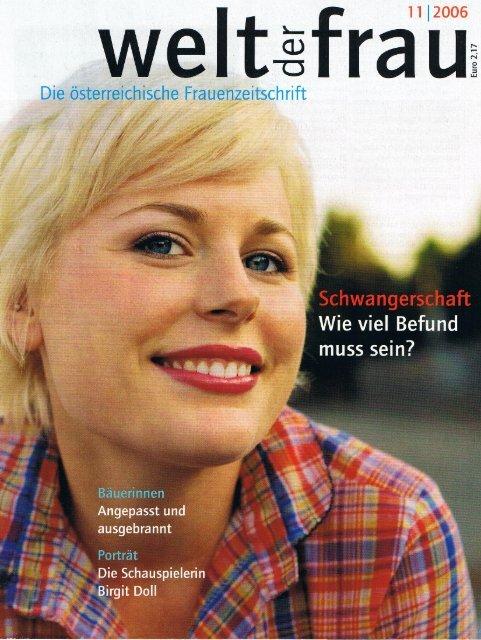 Welt der Frau, Maßschuh oder barfuß, 2006 - Gabriele Gmeiner ...