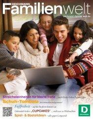 auch Kinder lieben Fußmassagen - Deichmann-Familienwelt