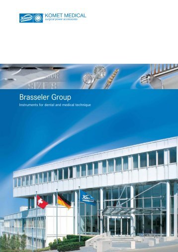 Brasseler Group - Komet Medical