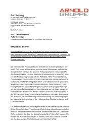 pvC, deutsch, Effizienter Schnitt, 12-12 - Arnold Gruppe