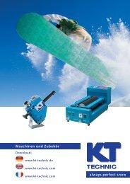 Katalog Download - KT Technic Shop