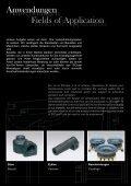 abrasion corrosion Hart wie Diamant Hard as a Diamond - SICcast - Seite 4