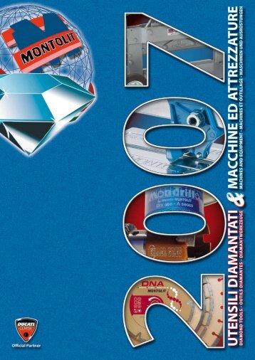 Catalogo 2007 - Brevetti Montolit S.p.A. - AlMahroos.com