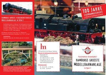 Download Flyer - Modelleisenbahn Hamburg eV