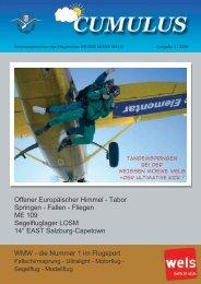 Ausgabe 03 - Fliegerclub Weiße Möwe Wels