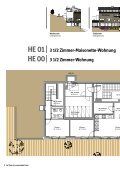 Grundriss Haus E - Simeon Contract Immobilien Lenzerheide - Seite 2