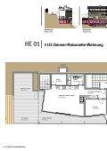 Grundriss Haus E - Simeon Contract Immobilien Lenzerheide - Seite 4