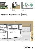 Grundriss Haus E - Simeon Contract Immobilien Lenzerheide - Seite 5