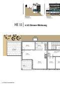 Grundriss Haus E - Simeon Contract Immobilien Lenzerheide - Seite 6