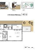 Grundriss Haus E - Simeon Contract Immobilien Lenzerheide - Seite 7