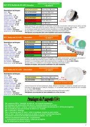 E27 NT3 Guirlande 20 LED Décoration ~10 WATT E27 ... - All-Tech