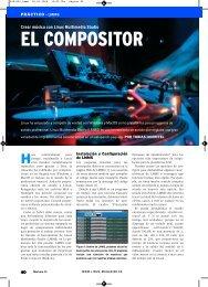 Música Digital con Linux Multimedia Studio - Linux Magazine