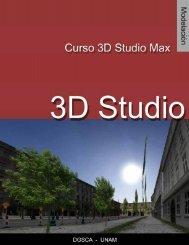 Modelación Curso 3D Studio Max - Ixtli