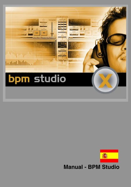 Manual - BPM Studio - BPM Studio - BPM Jukebox