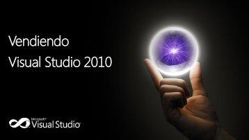 Oportunidad de negocio con Visual Studio