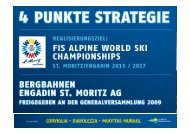 4 Punkte Strategie (PDF, 3.5MB) - Bergbahnen ENGADIN St. Moritz ...