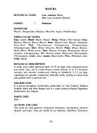 MASURA - HerbalNet Digital Repository