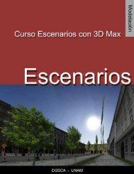 Exportación de escenarios con 3D Studio MAX - Mundo Manuales