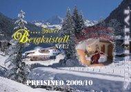 Winterprospekt 09 -10