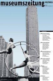Museumszeitung, Ausgabe 38 vom 14. Juni 2011