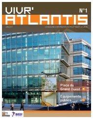 Magazine d'information du projet Massy-Atlantis
