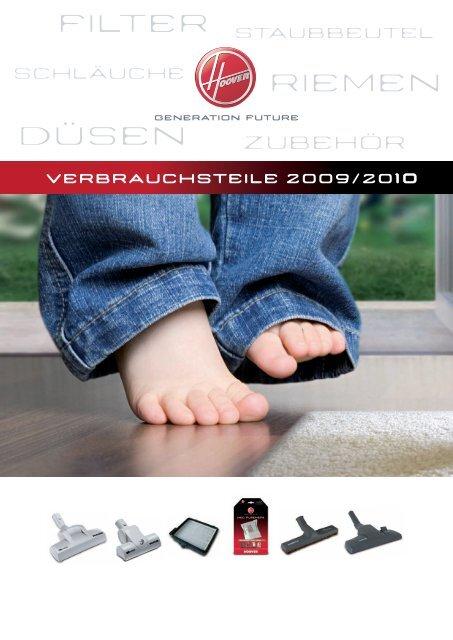 HOOVER Saugschlauch D68 09200866 für Studio Staubsauger