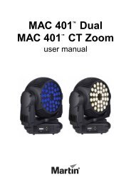 MAC 401 Dual MAC 401 CT Zoom - Pro Audio and Lighting