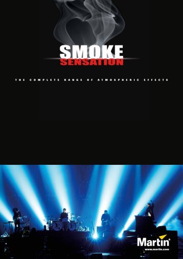 Great Smoke Sensation   Martin