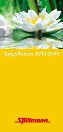 TagesReisen 2012-2013 - Spillmann