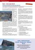 Reiselust 2013 - MARTIN | Reisebüro und Busunternehmen - Seite 4