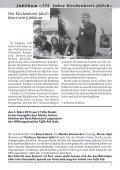 Unsere Gemeinde lädt ein ... Zwei Reisen nach Israel/Palästina ... - Seite 7