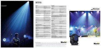 MAC 401 Dual MAC 401 CT Zoom - Martin