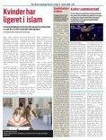 Dansk Folkepartis medlemmer vil ikke se ændringer i den danske ... - Page 5