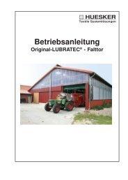 1 Hinweise - B+M Haus- und Agrotech AG
