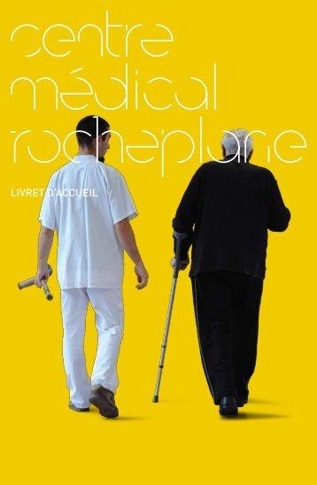 LIVRET D'ACCUEIL - rocheplane.org