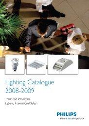 Lighting Catalogue 2008-2009