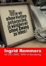 Ingrid Remmers - demokratisch - links