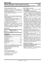 REF 42 605 Gélose chromID™ O157:H7 (O157 H7 ID-F) - bioMerieux