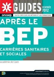 CARRIÈRES SANITAIRES ET SOCIALES - Onisep