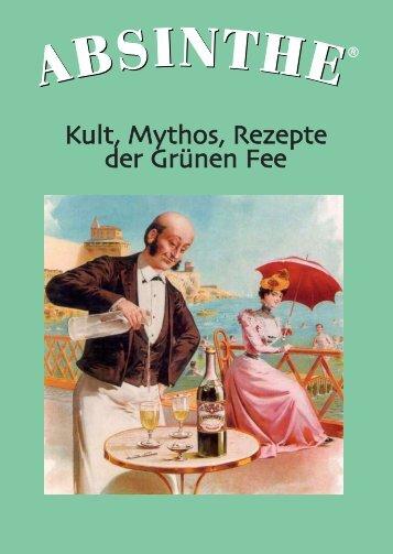 Kult Mythos Rezepte der Grünen Fee - Blackmint