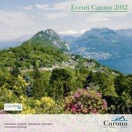 Eventi Carona 2012 - Calina