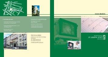 Innere Medizin 8-S.qxd - St. Joseph-Stift Dresden