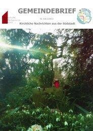 Gemeindebrief Markusgemeinde Nr155_3_2012 - Seelsorgeeinheit ...