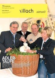 ADLER- TAUFE - Villach