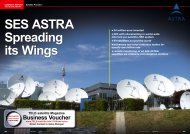 SES ASTRA Spreading its Wings - TELE-satellite International ...