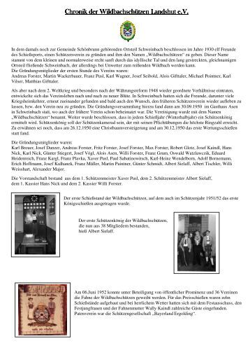 PDF-Version - Wildbachschützen Landshut
